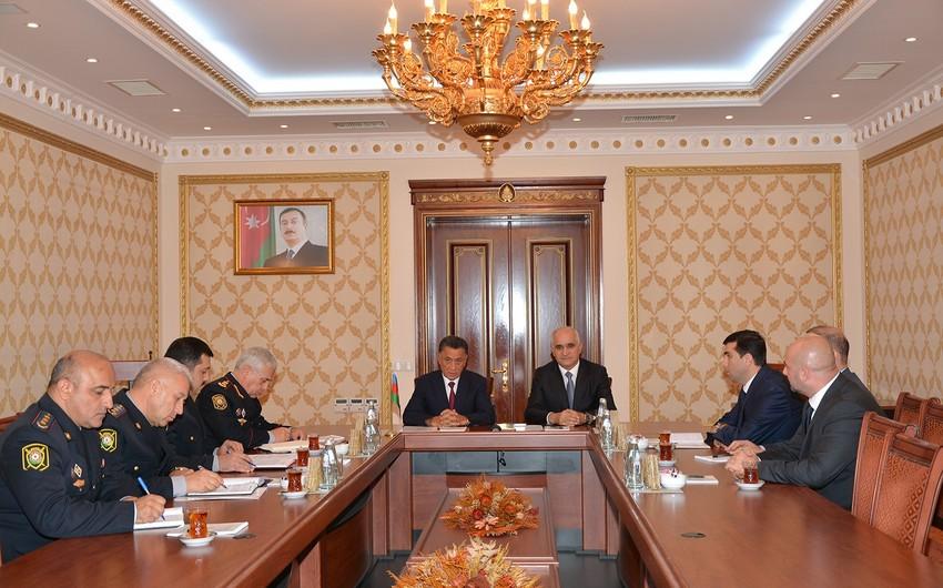 Прошло совещание, посвященное выдаче в Азербайджане удостоверений личности нового поколения
