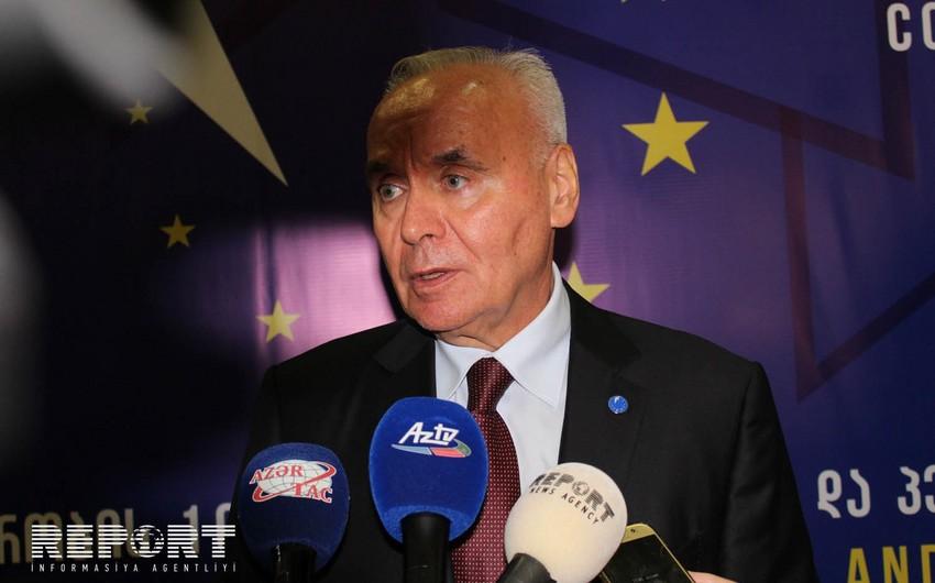 """Mahmud Məmməd-Quliyev: """"Azərbaycan və Gürcüstan arasında istənilən məsələ dostcasına həll olunmalıdır"""""""