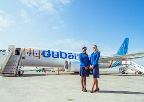 Flydubai запустила первый прямой рейс из ОАЭ в Израиль