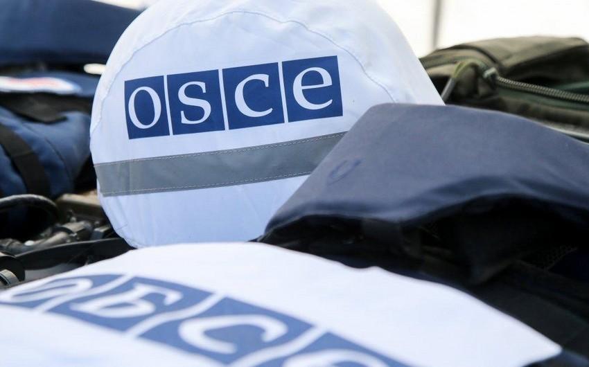 Ukraine concerned about Armenia's boycotting OSCE budget adoption