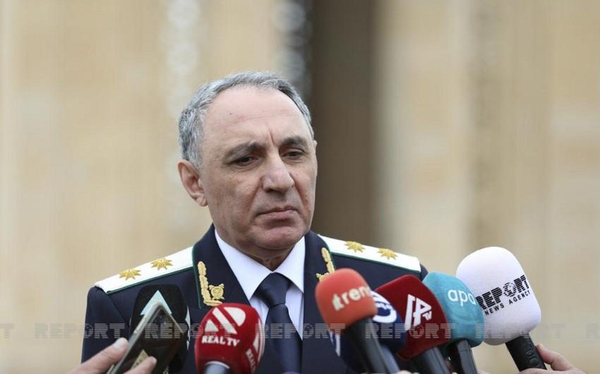 Baş prokuror: Vətən müharibəsi ilə bağlı 24 erməni beynəlxalq axtarışa verilib