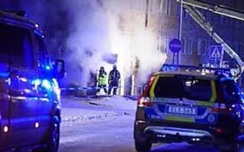 В центре Стокгольма прозвучал взрыв, никто не пострадал