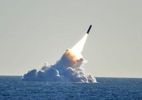 В США заявили об успешном испытании баллистической ракеты