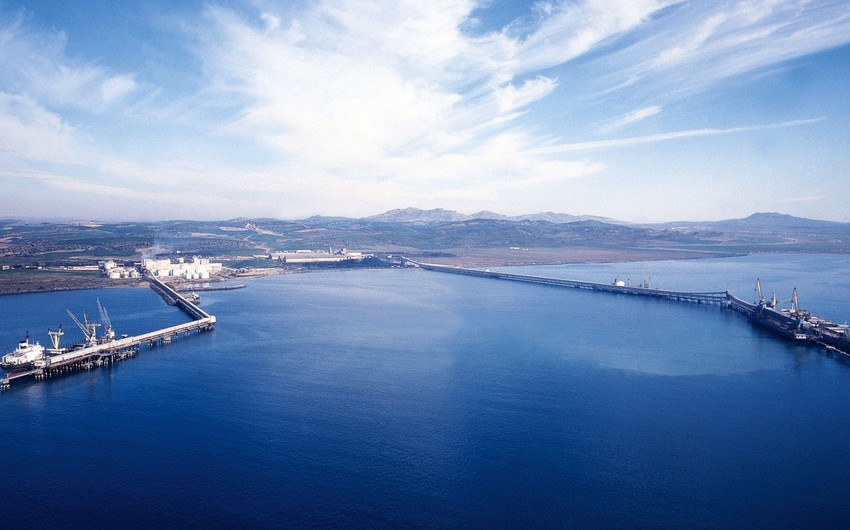 Bu il Ceyhan limanından 17 mln. tondan artıq Azərbaycan nefti dünya bazarlarına çıxarılıb