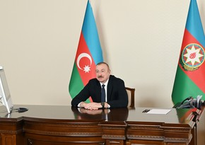 Президент Азербайджана выступил на саммите ОЭС - ОБНОВЛЕНО