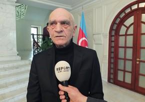 Teatrın bədii rəhbəri Varlam Nikoladze