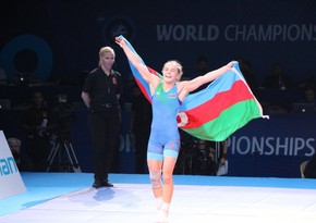 Maria Stadnik becomes two-time world champion