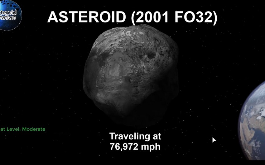 NASA: Large asteroid to pass by Earth safely