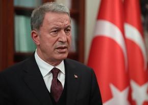 Hulusi Akar: Allies did not help Turkey fight terrorism