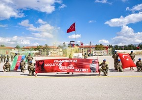 Спецназовцы Азербайджанской армии завершили тренинги в Турции