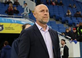 Vladimir Fedotov: Keşlənin qapıçısı futbol qəhrəmanlığı göstərdi