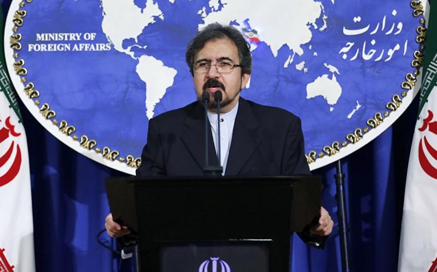 İran Türkiyəni Afrindəki əməliyyatları dərhal dayandırmağa çağırıb