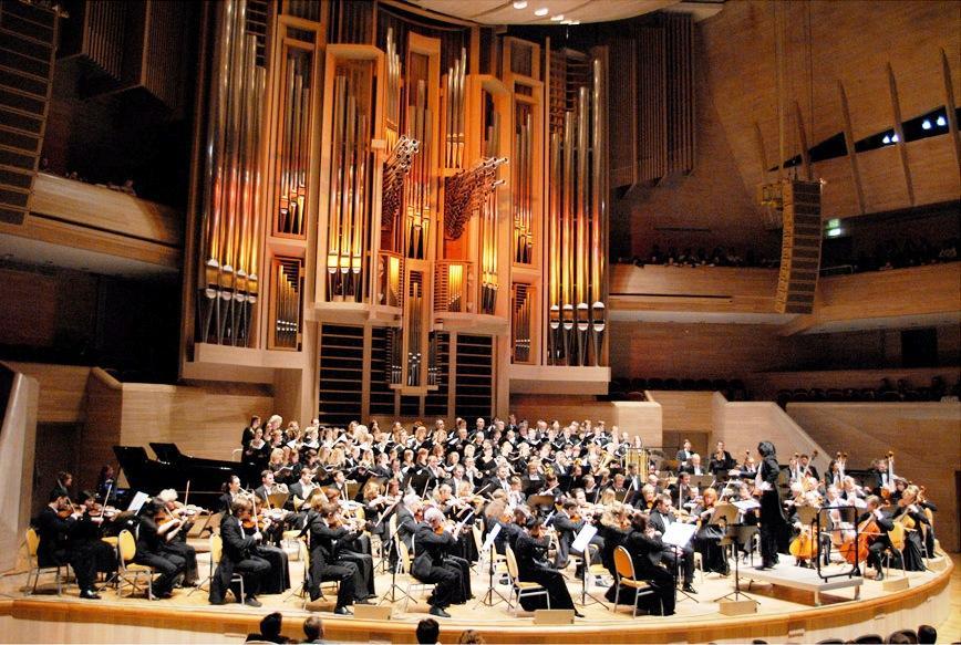 Azərbaycanın simfonik orkestri Almaniyada festivalda iştirak edib