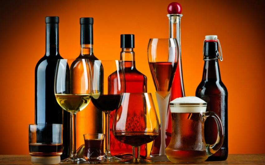 Azərbaycan içki ixracını və idxalını 30%-dək azaldıb