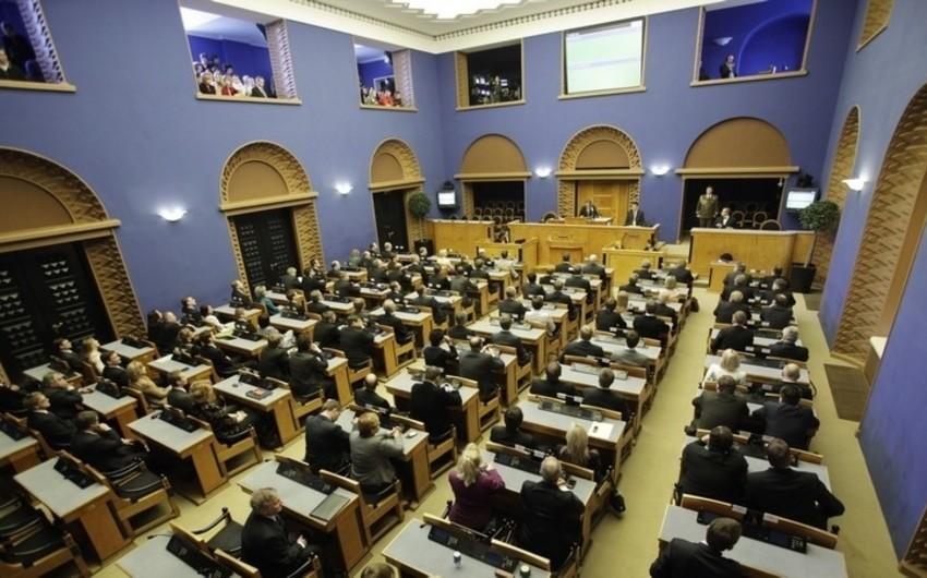 Estoniya parlamentində səsvermənin 3-cü turunda da prezident seçilməyib - YENİLƏNİB