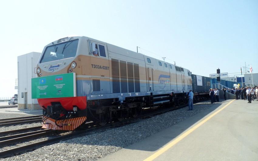 """""""Nomad Express"""" konteyner qatarının operatorları müəyyənləşib"""