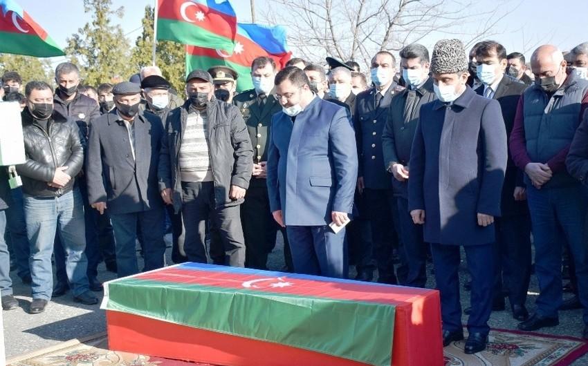 В Азербайджане похоронили еще одного шехида