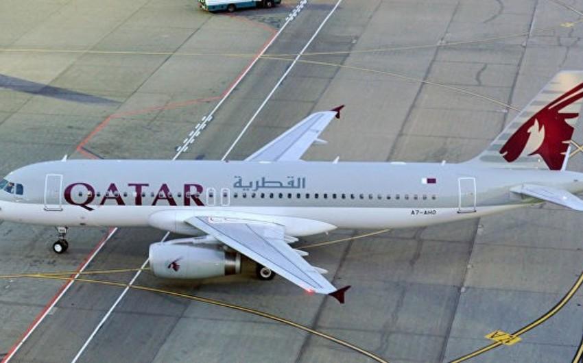 """Qatar Airways""""in pilotları sərxoş olduqlarından uçuş təxirə salınıb"""