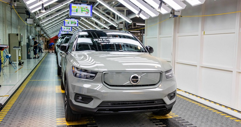 Volvo откажется от кожи в автомобилях к 2030 году