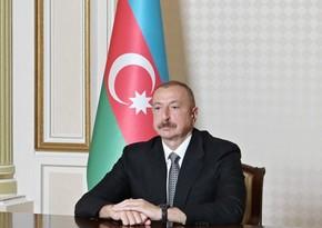 Prezident İlham Əliyev BMT Baş Assambleyasının 76-cı sessiyasında çıxış edir