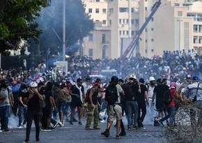 Число пострадавших в ходе протестов в Бейруте превысило 720