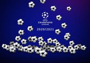 Лига чемпионов: Жребий определит пары четвертьфиналов и полуфиналов