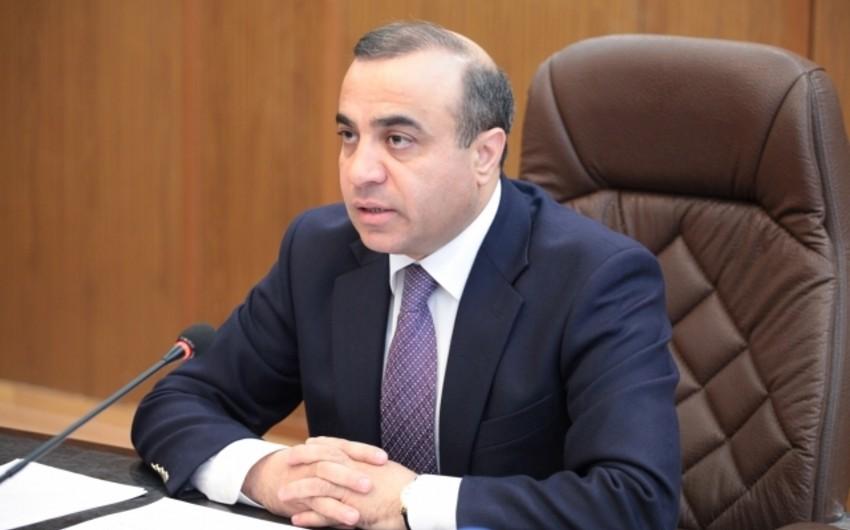 """Azay Quliyev: """"Ermənistan atəşkəsin elan olunmasından nəticə çıxarmalıdır"""""""