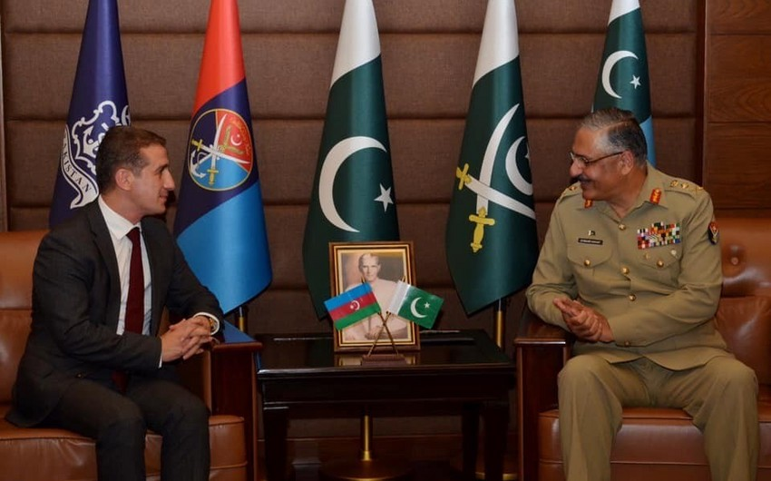 Pakistani general: We always support Azerbaijan in Nagorno-Karabakh issue