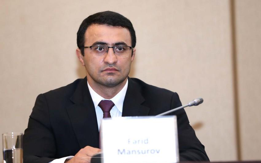 Fərid Mansurov: İdmançılarımız MDB Oyunlarının ciddiliyini başa düşürlər