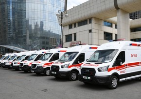 Bu il Azərbaycan 100 təcili tibbi yardım avtomobili alıb