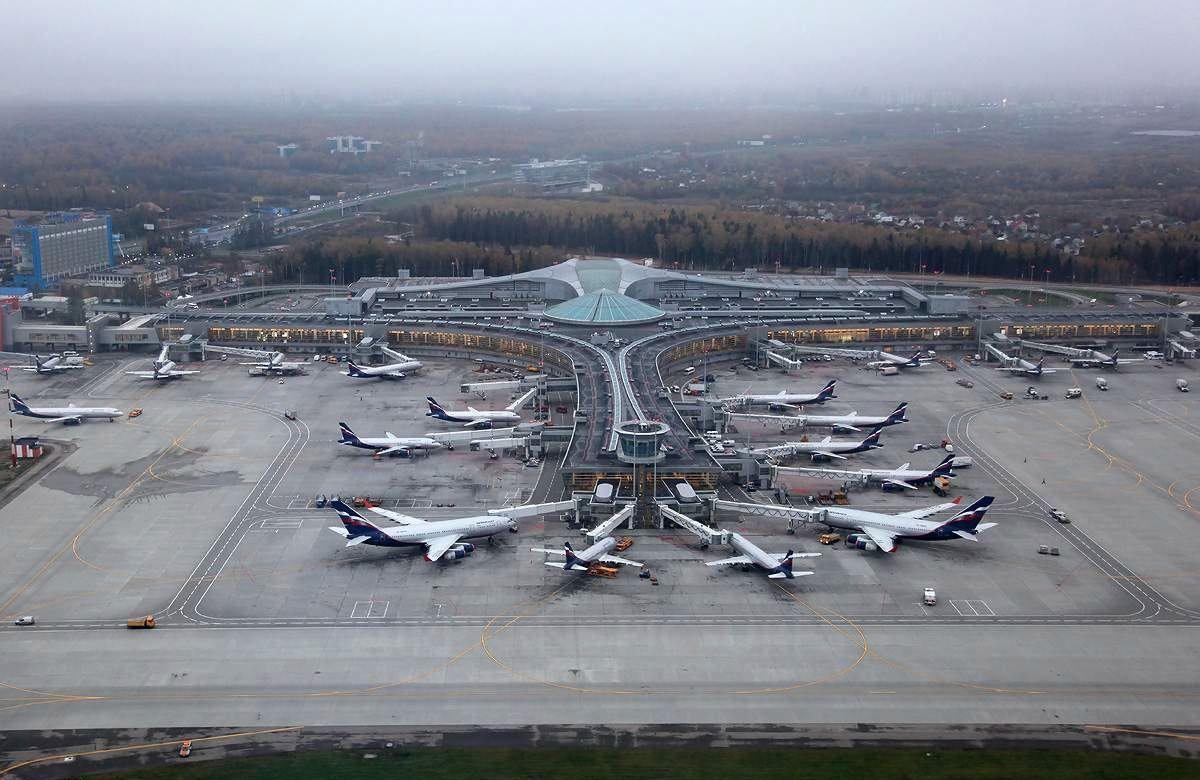 Московские аэропорты могут получить имена Менделеева, Достоевского и Толстого