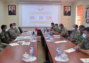 Началась подготовка к совместным учениям спецназа Азербайджана, Пакистана и Турции