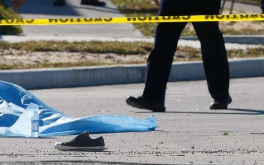 В Билясуваре автомобиль насмерть сбил пешехода