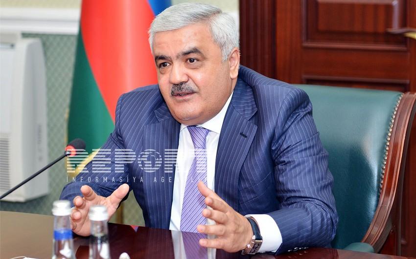 Rovnag Abdullayev: Port Petlim could be opened in September