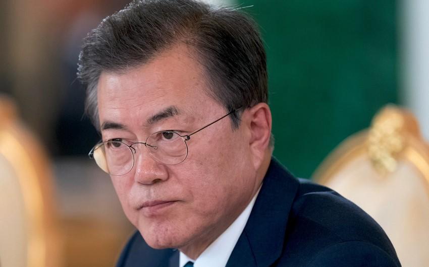 South Korea leader under fire over coronavirus response