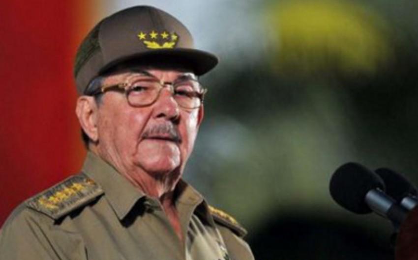 Raul Castro: Fidel will be cremated Saturday