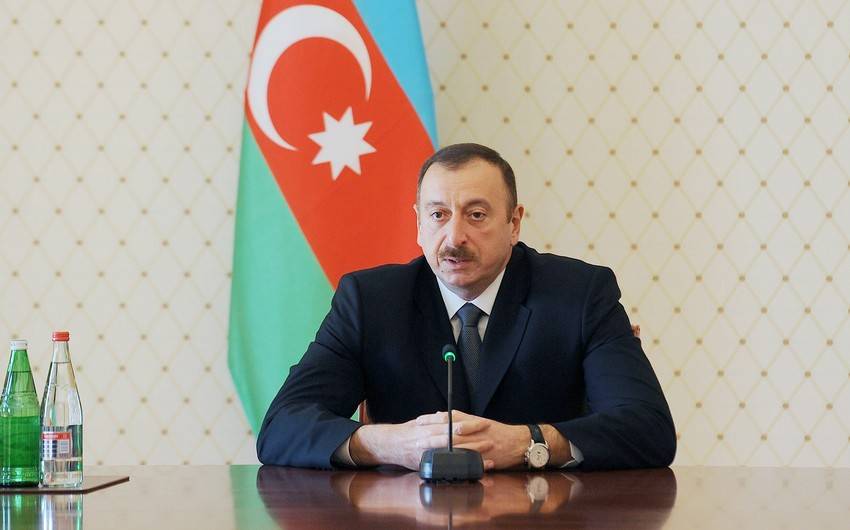 President Ilham Aliyev: Azerbaijan is a country with largest military potential in the region