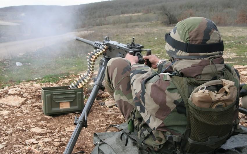 Ermənistan atəşkəs rejimini 24 dəfə pozdu