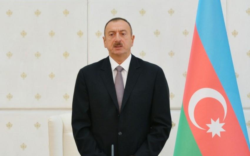 Azərbaycan Prezidenti: Bu gərgin psixoloji durumda verilən bəyanat Ermənistan rəhbərliyini ifşa və biabır edir