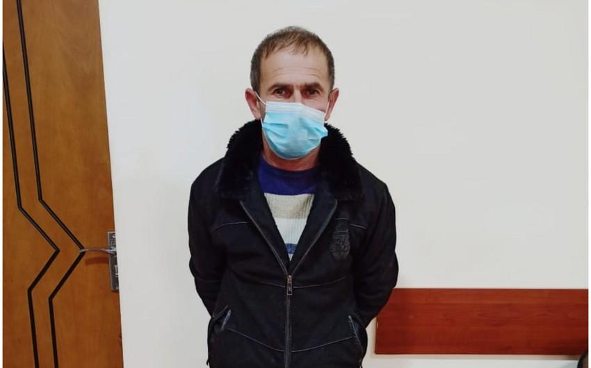 Samux sakinindən 4 kq narkotik götürüldü