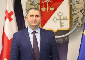 Georgian Finance Minister visits customs checkpoint on border with Azerbaijan