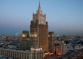 Rusiya 8 ABŞ rəsmisinin ölkəyə girişinə qadağa qoydu