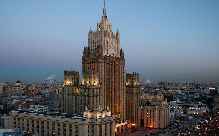 МИД России запретил въезд восьми американским чиновникам