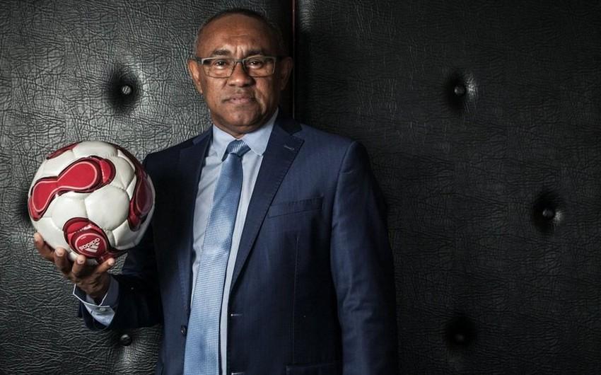 Afrika Futbol Konfederasiyasına yeni prezidenti seçilib