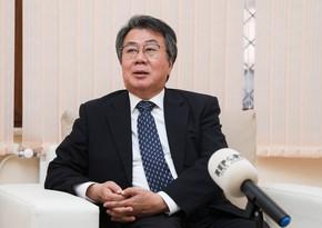 Envoy: S. Korea joining Azerbaijan's efforts to restore liberated territories