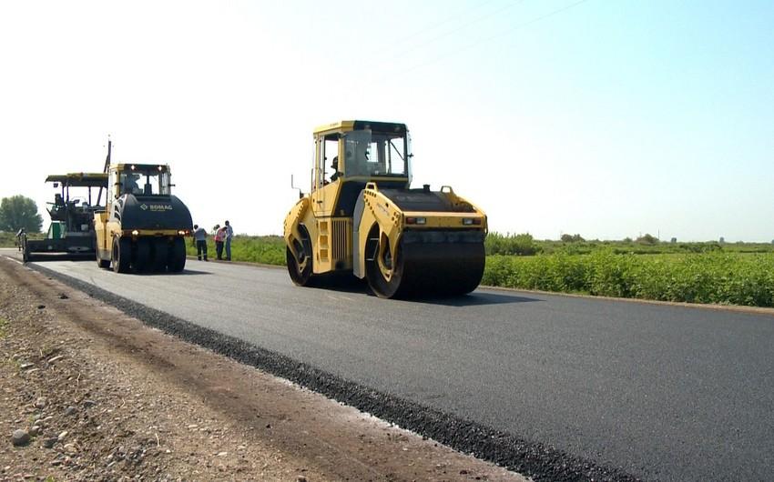 DB Azərbaycanda regional avtomobil yollarının bərpasını maliyyələşdirəcək