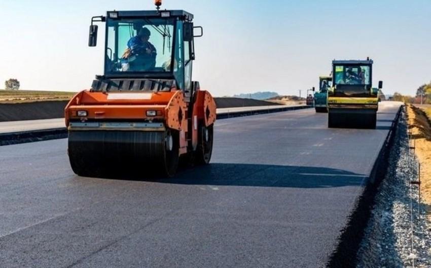 Prezident Qazaxda yol tikintisinə 6,8 milyon manat ayırıb