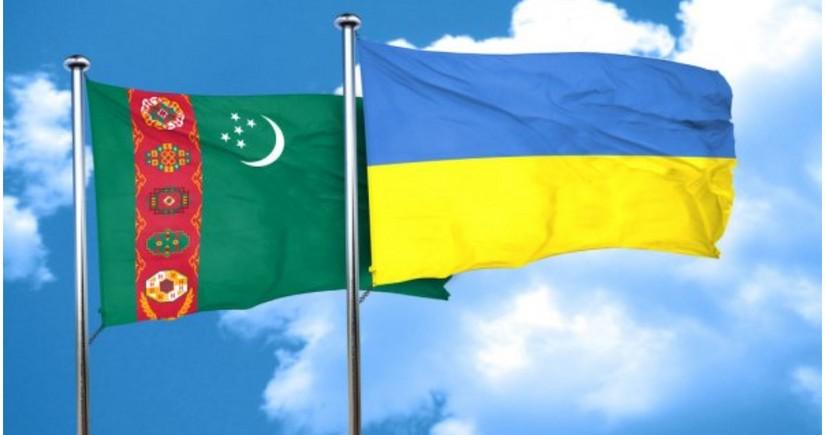 Состоялись туркмено-украинские политические консультации