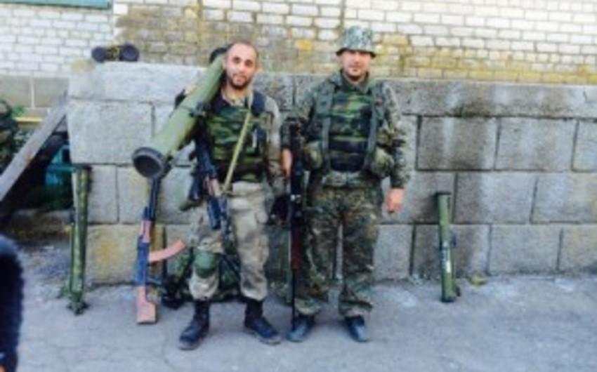 В Украине в ходе боев убит азербайджанец