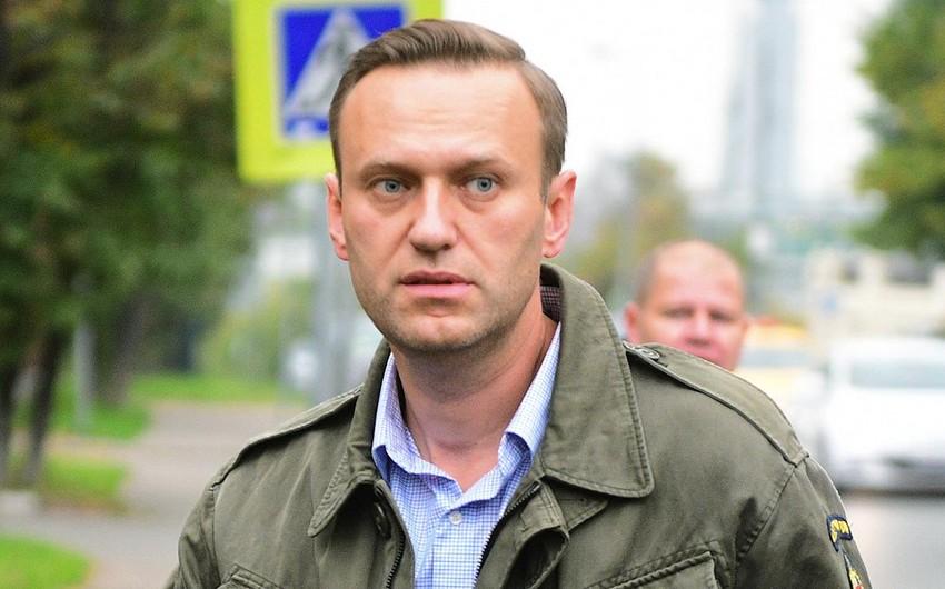 Aleksey Navalnı danışmağa başlayıb